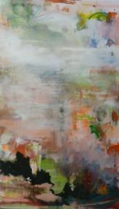 ohne titel, 2012, öl auf leinwand, 180cm x 110cm